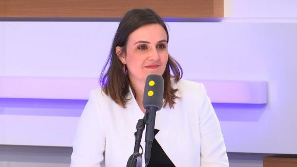 Anne-Claire Roux, invitée de L'interview éco sur franceinfo, le 9 juillet 2019.