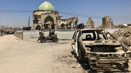 """""""La vie ne reviendra jamais dans la vieille ville"""" : deux ans après la libération, les habitants de Mossoul désabusés"""