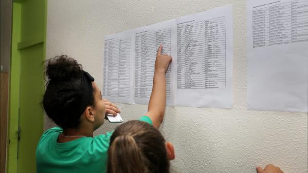 Brevet des collèges: 86,5% des candidats ont obtenu leur diplôme, en légère baisse par rapport à 2018