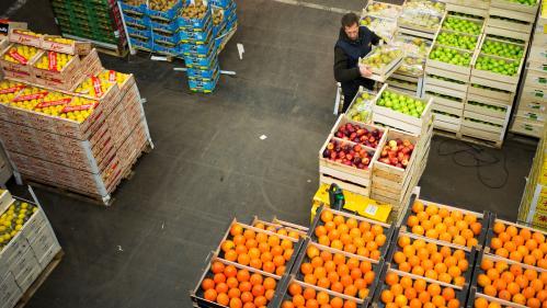 Réforme des retraites : le marché de Rungis impacté par les grèves