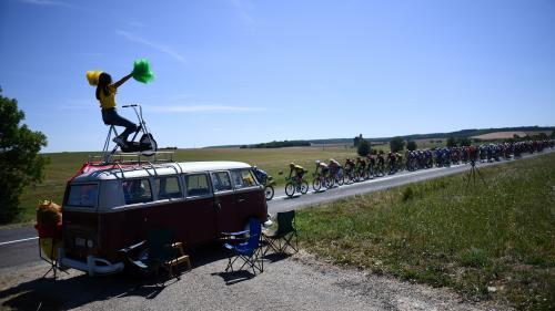 DIRECT. Tour de France : regardez la 5e étape entre Saint-Dié-des-Vosges et Colmar