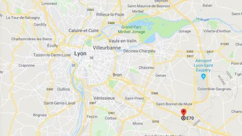 Un fourgon blindé braqué par des malfaiteurs sur l'autoroute A43 près de Lyon