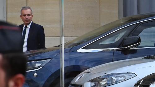 """Affaire François de Rugy: mis en cause pour la location d'un appartement """"à loyer social préférentiel"""" près de Nantes, le ministre se défend"""