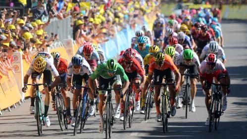 DIRECT. Tour de France : la course s'anime déjà. Regardez la 6e étape entre Mulhouse et La Planche des Belles Filles
