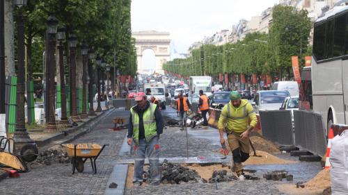 Municipales : pourquoi y a-t-il tant de travaux à Paris à neuf mois des élections ?