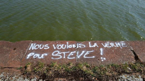 """Nantes : """"J'en veux à la police"""", lance le père de Steve, le jeune homme disparu depuis le 21 juin"""