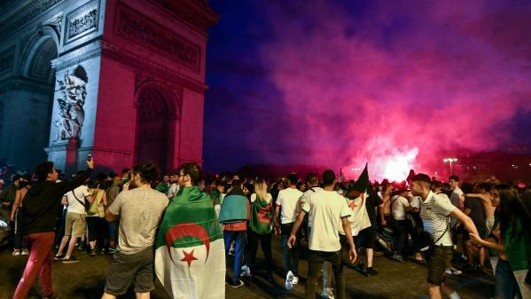 CAN 2019 : un mort à Montpellier et une trentaine d'interpellations dans toute la France en marge de la victoire de l'Algérie