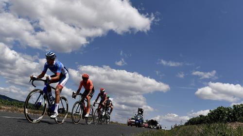 DIRECT. Tour de France : l'échappée tiendra-t-elle le coup ? Regardez et commentez la 8e étape entre Mâcon et Saint-Etienne