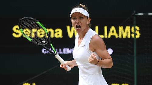 Tennis : Simona Halep remporte Wimbledon et prive Serena Williams du record de victoires en Grand Chelem