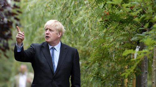 Royaume-Uni : Boris Johnson propose de régulariser les immigrés clandestins