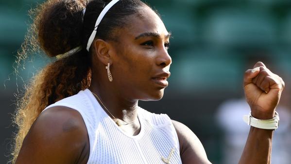 """""""Je veux vraiment le faire"""" : à Winbledon, Serena Williams vise un 24e titre en Grand Chelem pour égaler le record de Margaret Court"""