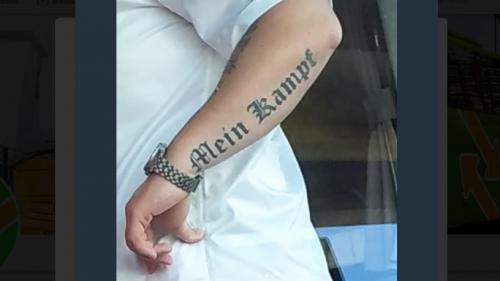 Un chauffeur FlixBus arbore un tatouage nazi, la compagnie d'autocars le suspend dans la foulée