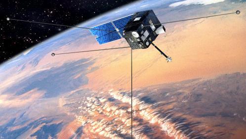 """Défense : quatre questions sur la création d'un """"grand commandement de l'espace"""""""