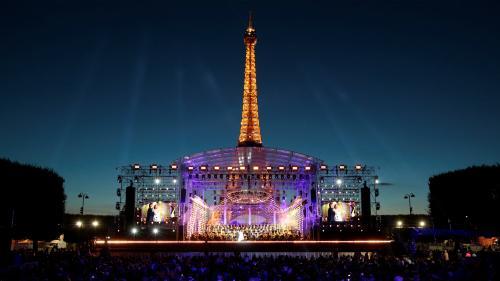 DIRECT. 14-Juillet : regardez en direct le concert de Paris, le plus grand événement de musique classique au monde