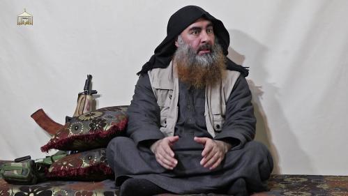 Le chef de l'Etat islamique Abou Bakr al-Baghdadi serait en Libye, selon un ancien ministre irakien de l'Intérieur
