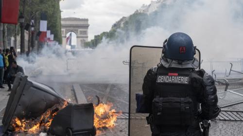 """Incidents sur les Champs-Élysées : les commerçants du quartier vont porter plainte contre l'État pour """"non-assistance à commerce en danger"""""""