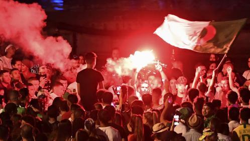Des incidents à Marseille, Paris et Lyon après la qualification de l'Algérie pour la finale de la CAN