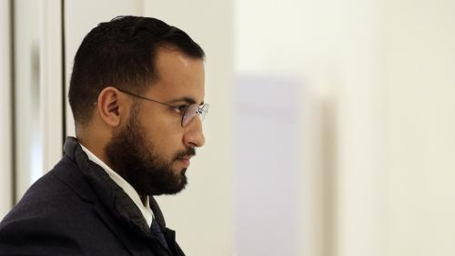 "Alexandre Benalla accuse Mediapart de ""manipulations"" et d'""instrumentalisation politique"""