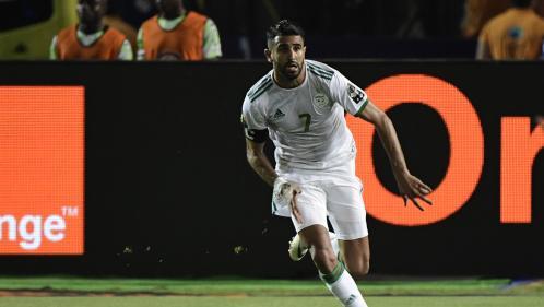 """""""Le coup franc était pour toi"""" : Riyad Mahrez répond à un député RN après la qualification de l'Algérie pour la finale de la CAN"""