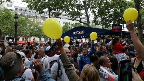 """14-Juillet : pourquoi les """"gilets jaunes"""" sont revenus sur le devant de la scène"""