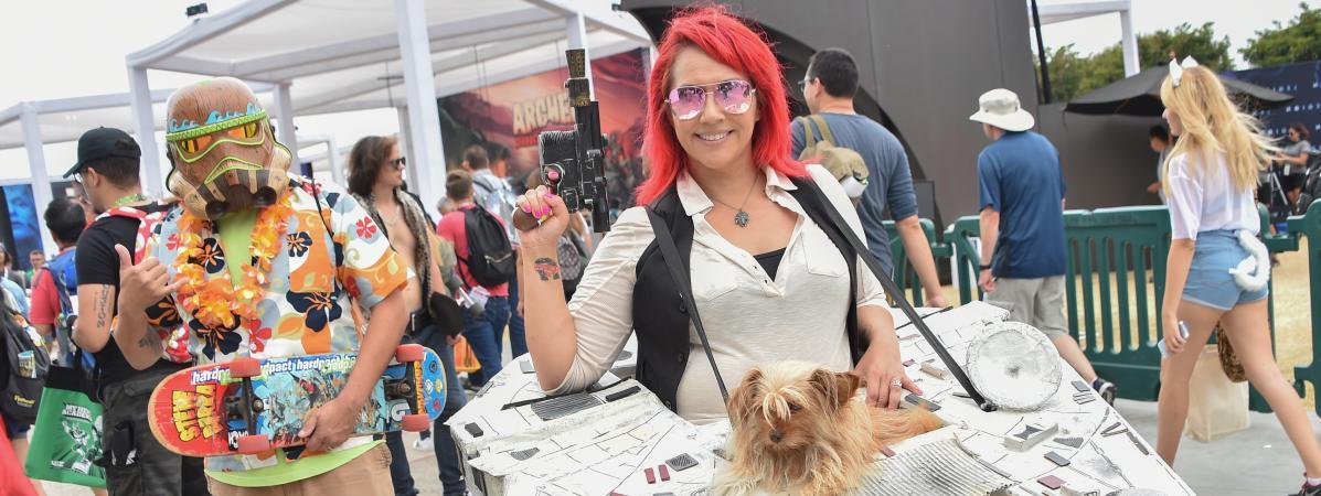 Réunion confidentielle devenue rendez-vous du Tout-Hollywood, le Comic-Con fête sa 50e édition