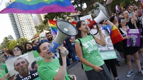 """Israël : appels à limoger un ministre favorable aux thérapies de """"conversion"""" pour homosexuels"""