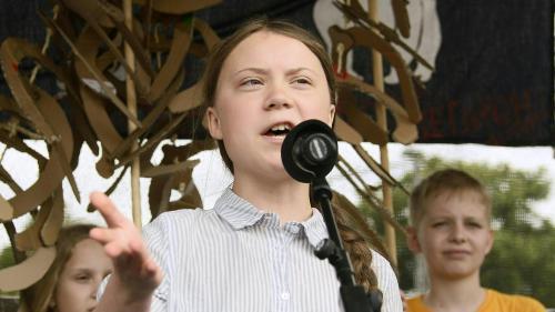 Climat : Greta Thunberg sera à l'Assemblée le 23 juillet
