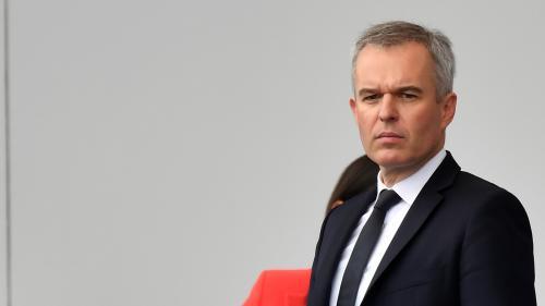 DIRECT. La démission de François de Rugy a été acceptée, annonce la porte-parole du gouvernement
