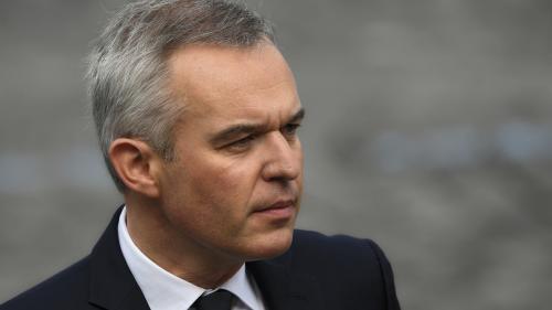 """Le ministre de la Transition écologique, François de Rugy, démissionne """"pour se défendre"""""""