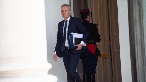 """DIRECT. Démission de François de Rugy : Emmanuel Macron """"respecte"""" la """"décision personnelle"""" de l'ancien ministre"""