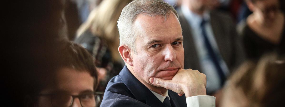 François de Rugy, ministre de la Transition écologique et solidaire, a démissionné de ses fonctions, le 16 juillet 2019.