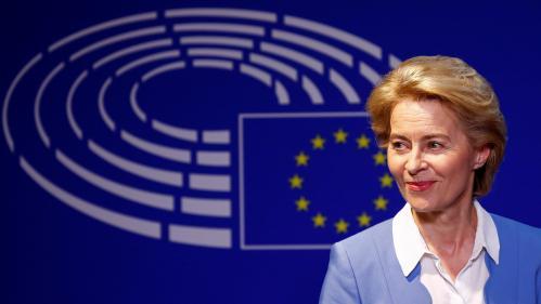 La conservatrice allemande Ursula von der Leyen est élue, de justesse, présidente de la Commission européenne