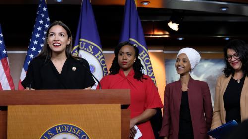 """""""On ne nous fera pas taire"""" : les élues démocrates répondent aux attaques de Donald Trump"""
