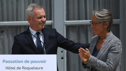 Affaire François de Rugy : pourquoi Elisabeth Borne n'a-t-elle pas hérité du statut de ministre d'Etat?