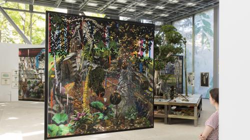 """""""Nous les arbres"""", une exposition autour d'un point de vue inédit à la Fondation Cartier"""