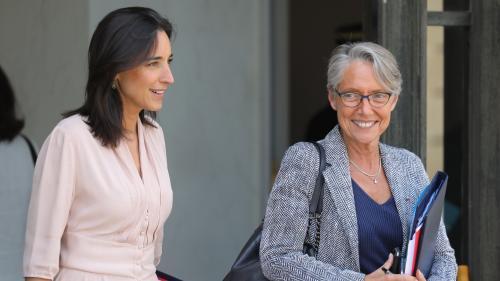 Après la démission de François de Rugy, les femmes sont majoritaires au gouvernement
