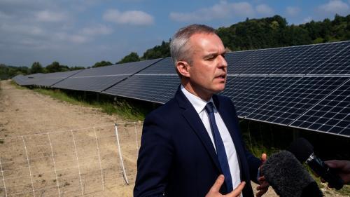 Le bilan mitigé de François de Rugy au ministère de la Transition écologique
