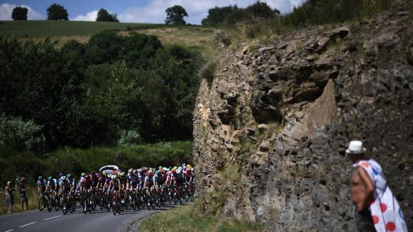Tour de France : Caleb Ewan remporte au sprint la 11e étape entre Albi et Toulouse