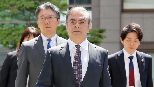 Carlos Ghosn a intenté des poursuites en justice contre Nissan et Mitsubishi pour rupture abusive de son contrat