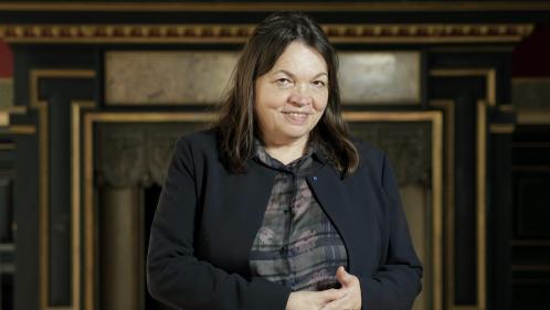 """Myriam Boyer : """"A Avignon, il n'y a pas d'intermédiaires. Il y a le public qui décide. C'est ce qui me plait"""""""