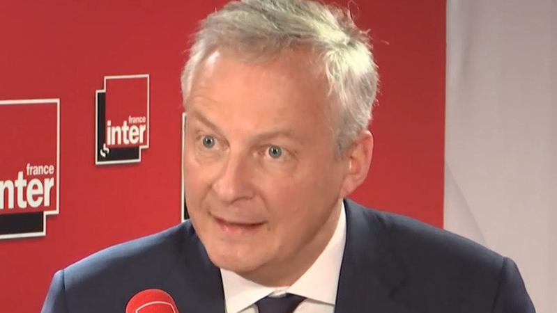 """VIDEO. Ceta : """"On ne va pas faire confiance les yeux fermés. La confiance non, le contrôle, oui"""", assure B. Le Maire"""