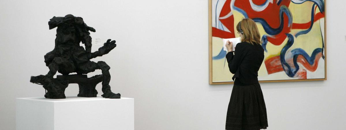 Frieder Burda, collectionneur allemand croqueur d'émotions et de couleurs, s'en est allé