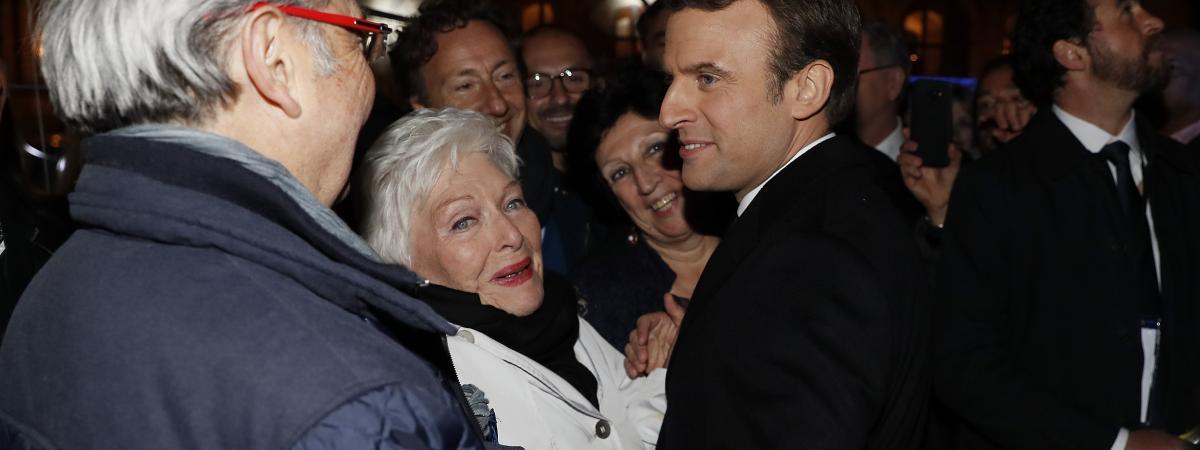 ENQUETE FRANCEINFO. Quand Emmanuel Macron recevait le Tout-Paris à Bercy pour se constituer un carnet d'adr...