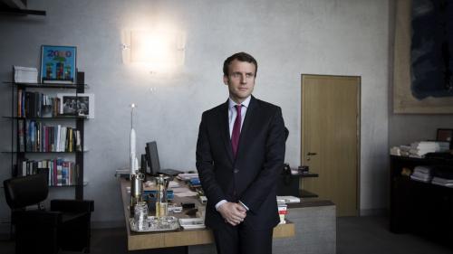 ENQUETE FRANCEINFO. Quand Emmanuel Macron recevait le Tout-Paris à Bercy pour se constituer un carnet d'adresses