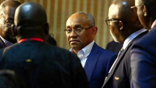 Le président de la Confédération africaine de Football dans la tourmente d'un nouveau scandale