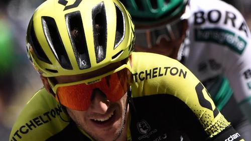 Tour de France: Simon Yates remporte la 12e étape à Bagnères-de-Bigorre, Julian Alaphilippe conserve le maillot jaune