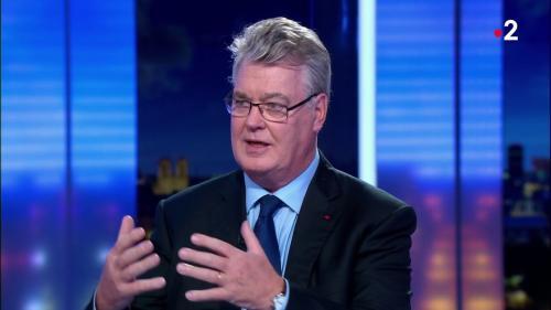 """VIDEO. """"Il faut inviter chacun à partir à 64 ans"""" : Jean-Paul Delevoye explique ses propositions sur la réforme des retraites sur France 2"""
