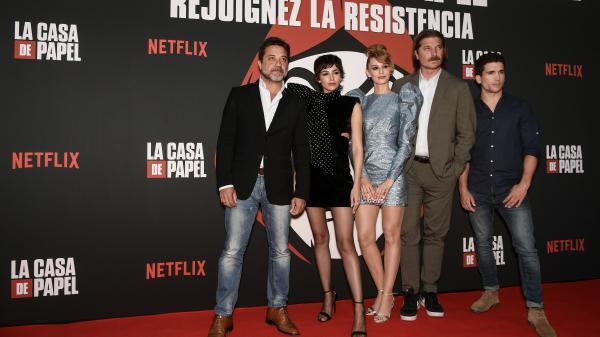 """""""Cette troisième saison, c'est un coup au système"""": plus fastueuse, plus politique, la troisième saison de """"Casa de Papel"""" de retour sur Netflix"""