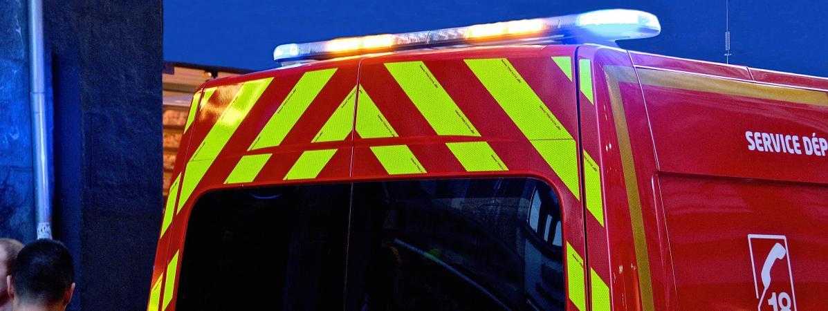 Yvelines : une fillette de 4 ans meurt dans un incendie, son père brûlé sur 90% du corps