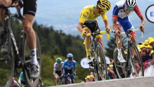 DIRECT. Tour de France : le feu d'artifice français va-t-il continuer ? Suivez la 15e étape entre Limoux et Foix